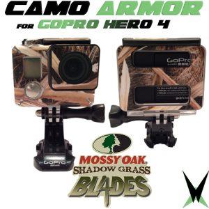 Camo Armor - GoPro 4 or 3+
