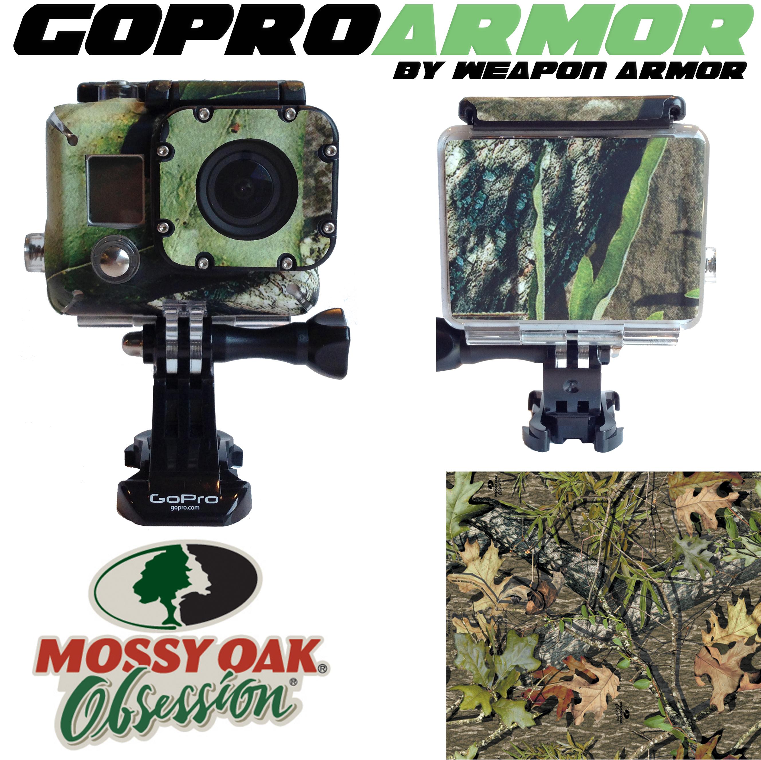 Camo Armor - GoPro 3