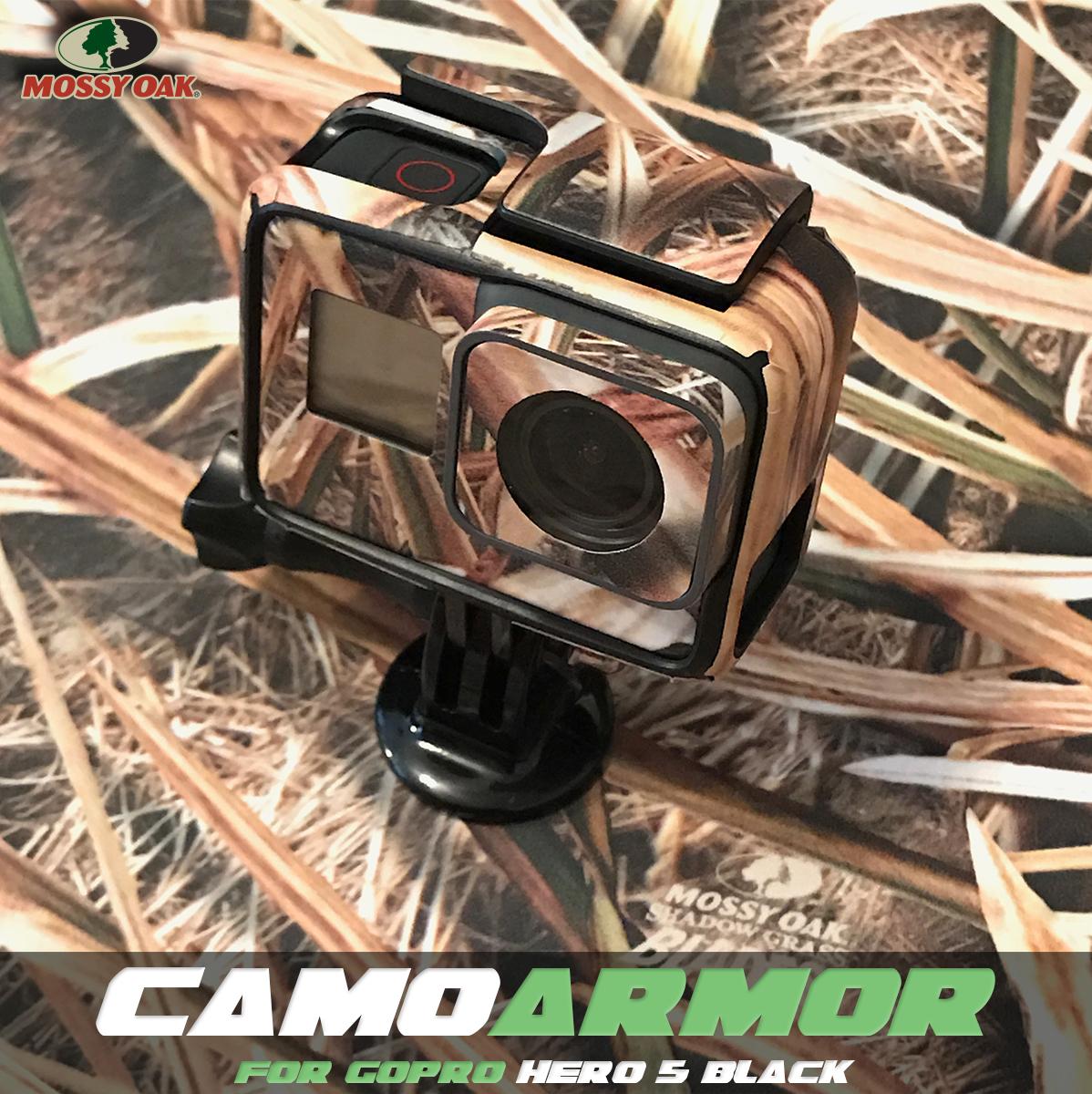 Camo Armor - Hero 5